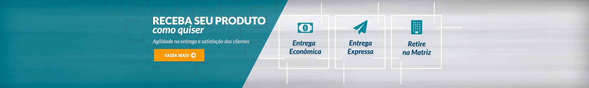 Banner Formas de Entrega