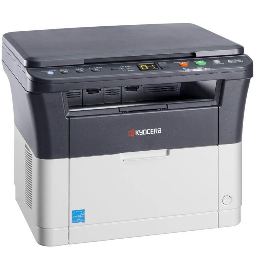 Multifuncional Kyocera Fs-1020mfp Laser Monocromática Usb 110v