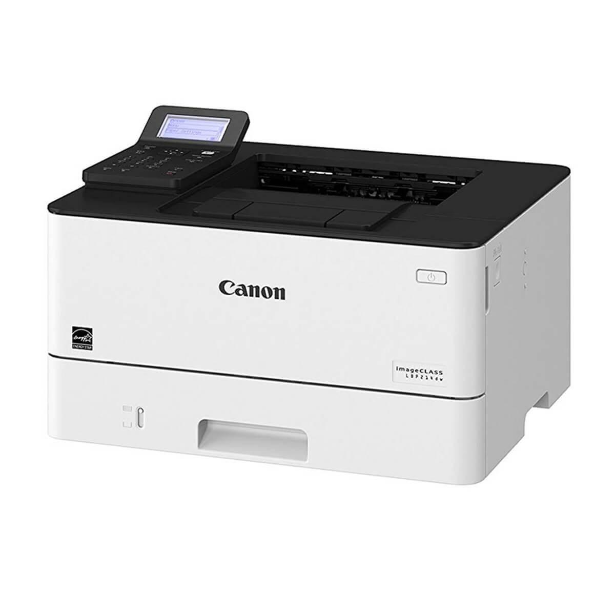 Impressora Convencional Canon I-sensys Lbp214dw Laser Monocromática Usb, Ethernet e Wi-fi 110v