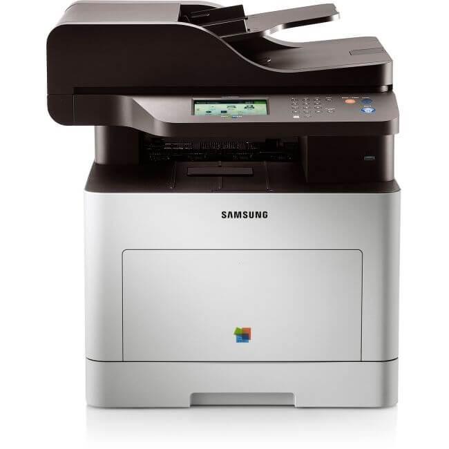 Multifuncional Samsung Clx-6260fr Laser Colorida Usb e Ethernet 110v