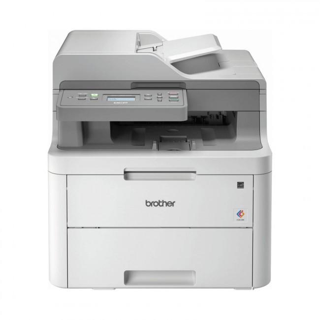 Impressora Brother 3551 DCP-L3551CDW Multifuncional Laser Color