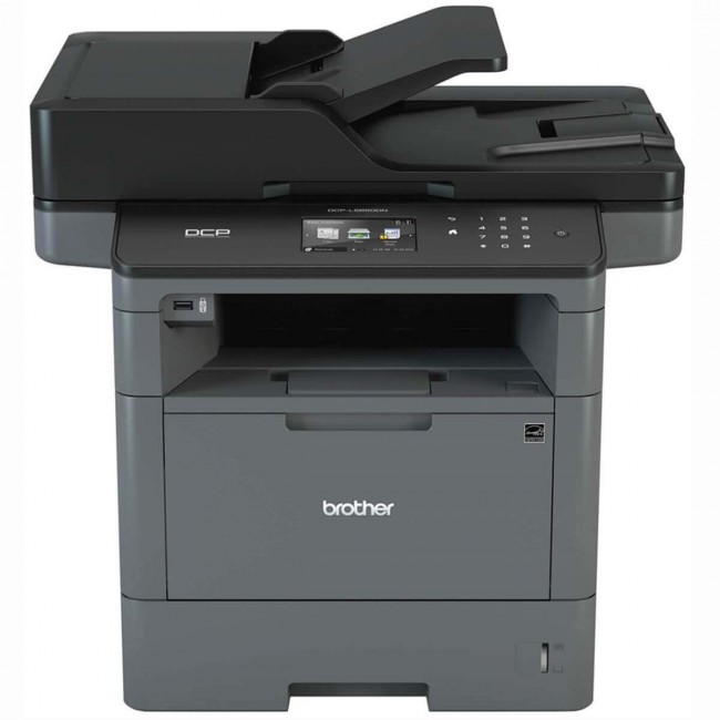 Impressora Brother 5602 DCP-L5602dn Multifuncional Laser