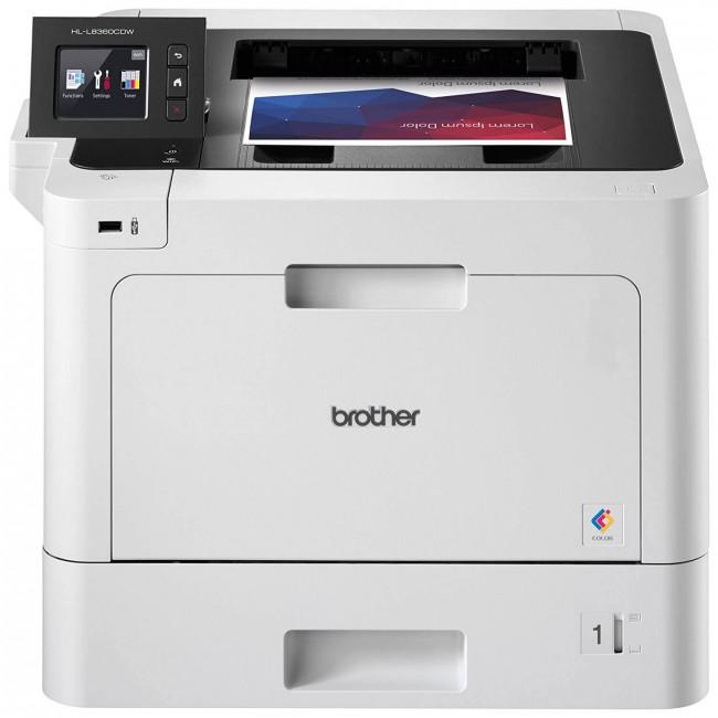 Impressora Brother 8360 HL-L8360cdw Laser Color