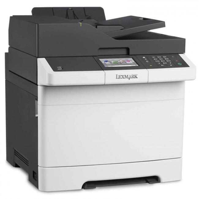 Impressora Multifuncional Lexmark CX410de Laser Color no Estado