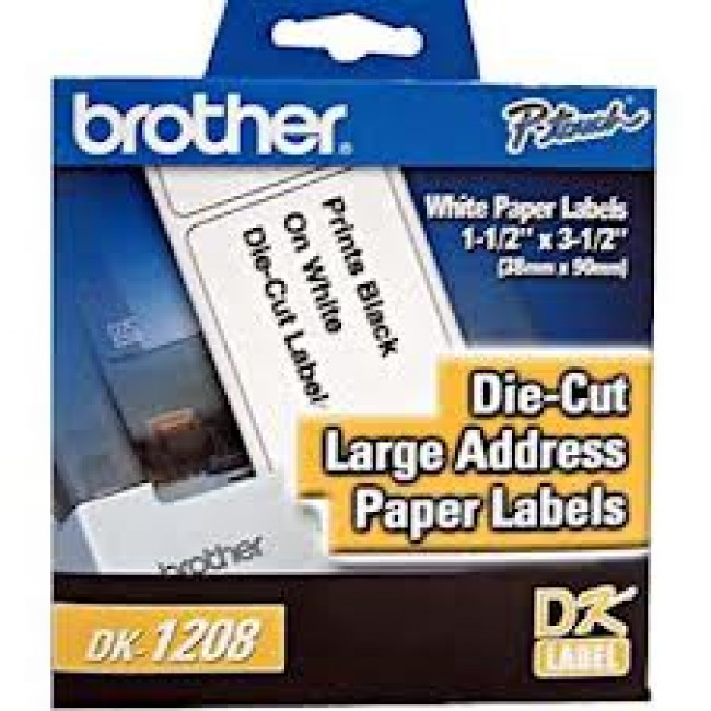 brother dk 1208