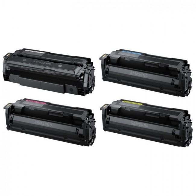 Kit Toners Samsung CLT 603L p/ C4010 C4060