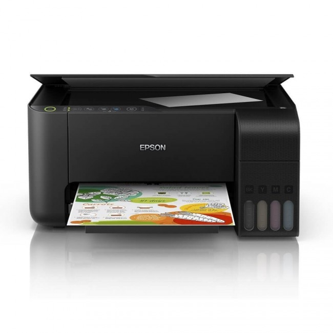 Impressora Epson L3150 EcoTank Multifuncional