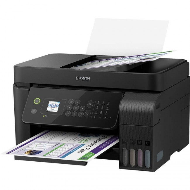 Impressora Epson EcoTank L5190 Multifuncional Wireless