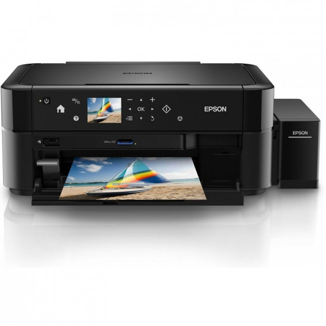 Impressora Epson EcoTank L850 Multifuncional WiFi