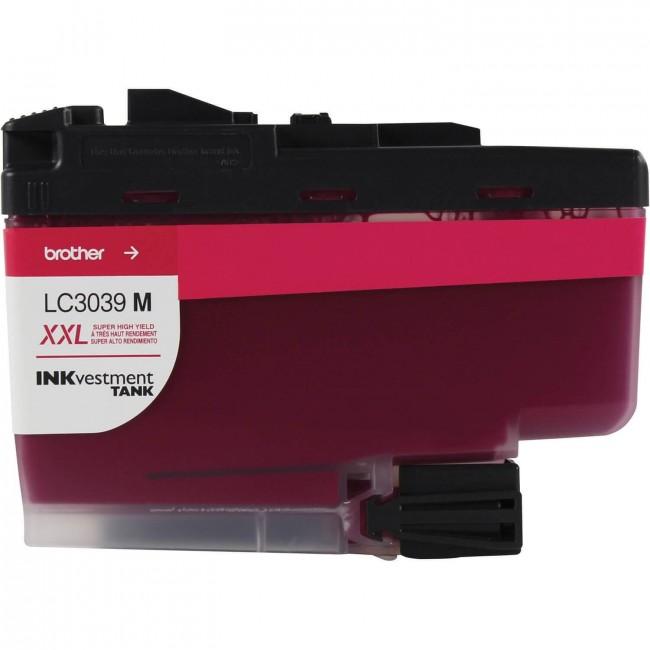 Cartucho de Tinta Brother LC 3039 M Magenta para MFC-J6545DW