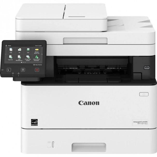 Impressora Laser Canon MF424DW Multifuncional Mono WiFi