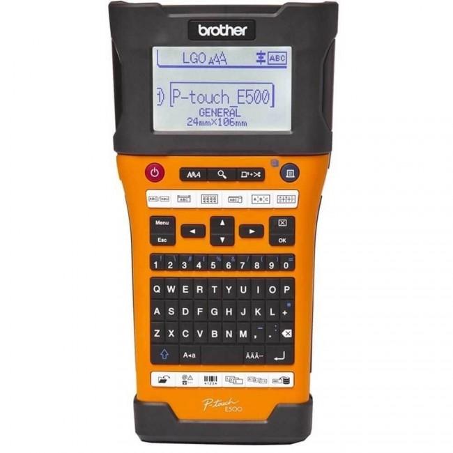 Rotulador Brother PT-E500 VP Eletrônico Portátil