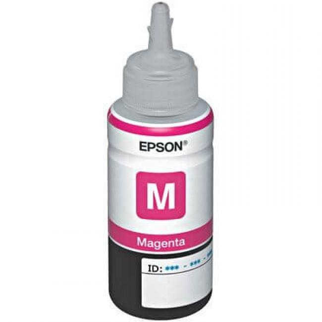 Refil Epson T664320-AL Magenta