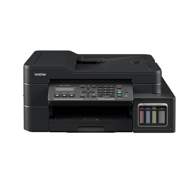 Impressora Brother MFC-T810W Tanque de Tinta Multifuncional