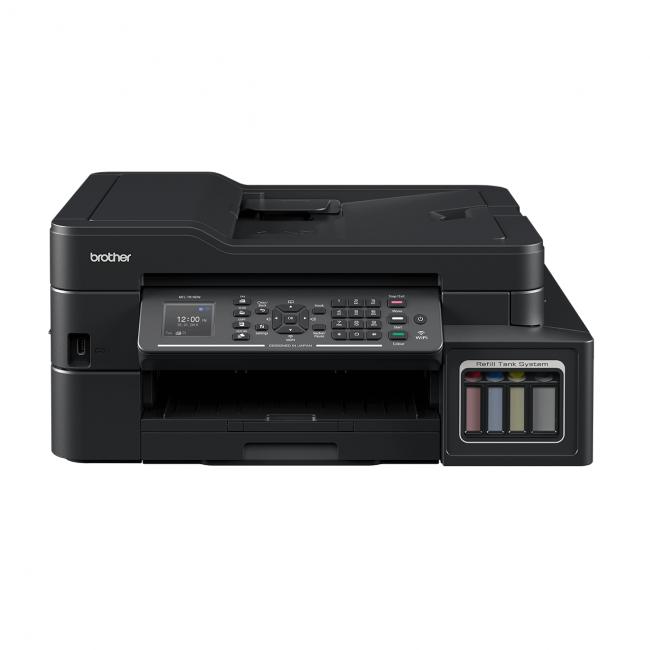 Impressora Multifuncional Brother 910 MFC-T910DW Tanque de Tinta