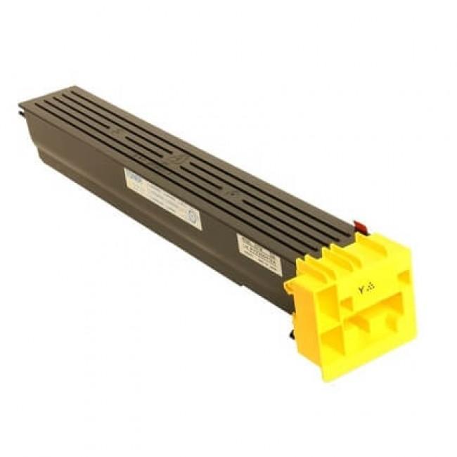 Toner Konica Minolta TN-613Y A0TM230 Amarelo para Bizhub C452 C552 C652