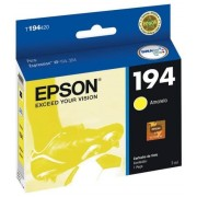 Cartucho de Tinta Epson 194 T194420 Amarelo