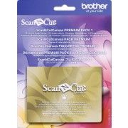 Pacote Canvas Premium CACVPPAC1 para Brother ScanNCut