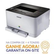 Impressora Samsung 3010 SL-C3010ND Laser
