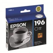 Cartucho de Tinta Epson 196 Preto T196120