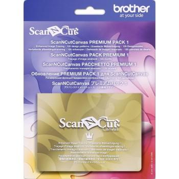 Pacote Canvas Premium CACVPPAC1 para Brother ScanNCut