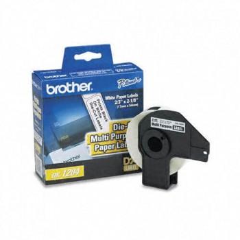 Etiqueta Brother 17mm DK-1204