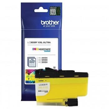 Cartucho de Tinta Brother LC 3039 Y Amarelo para MFC-J6545DW