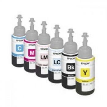 Kit Tintas Epson T673 p/ L800, L805 e L1800