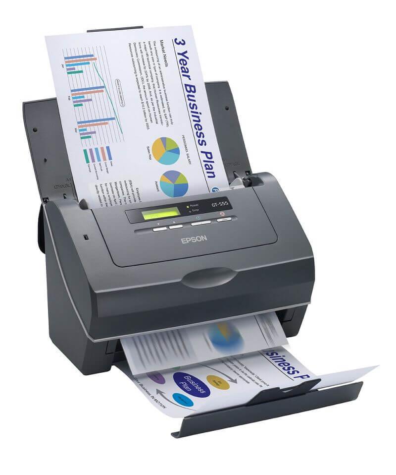 Scanner Epson GT - S55