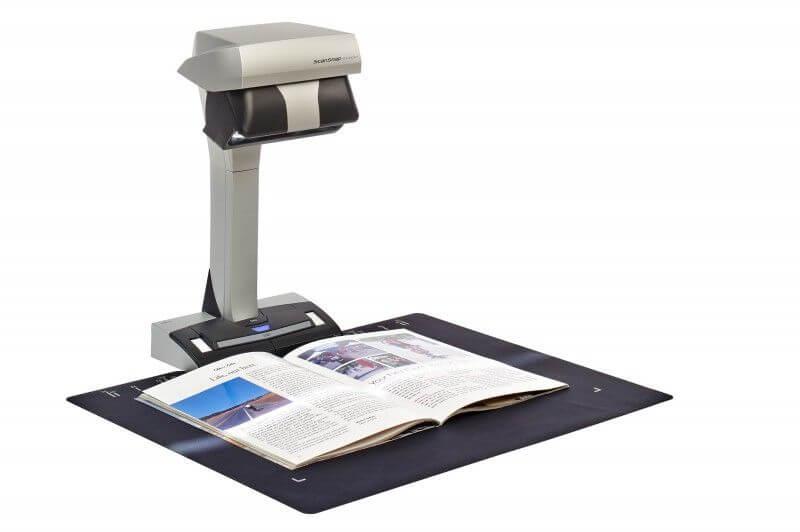 Scanner SV600 Fujitsu ScanSnap