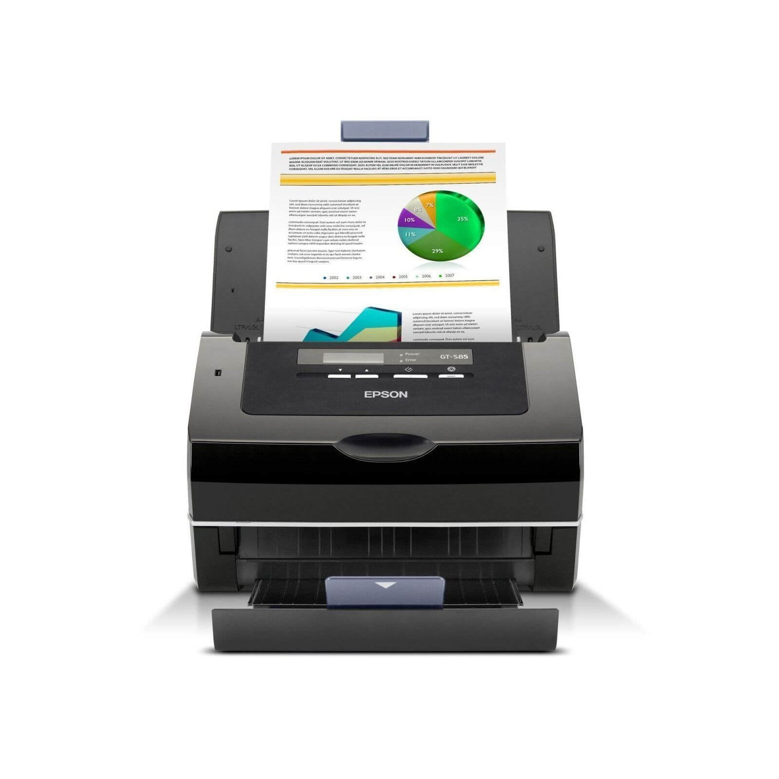 Scanner Profissional Epson GT - S85 Workforce Pro